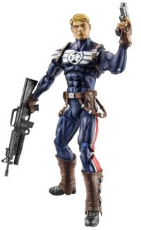 Steven Rogers (Earth-616) from Marvel Universe (Toys) Series 3 Wave XV 0001.jpg