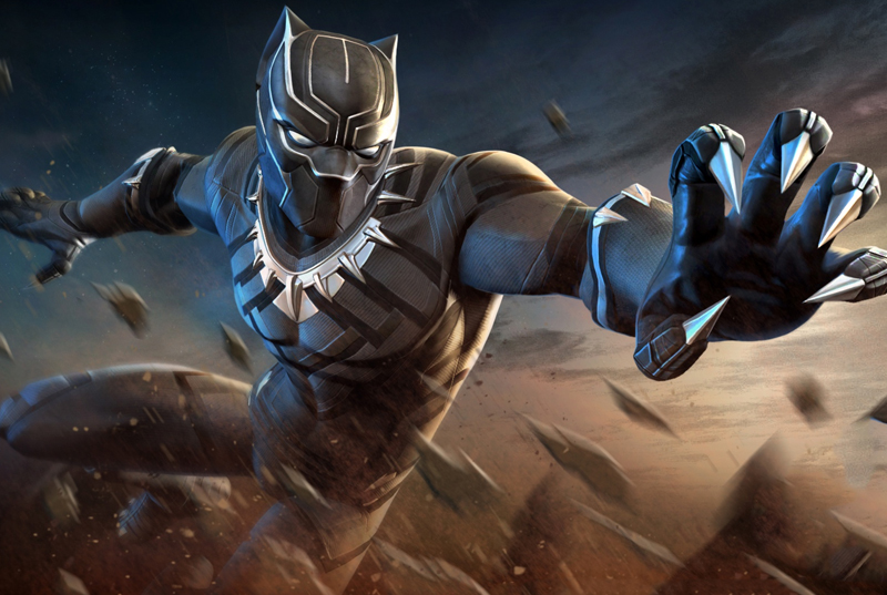 T'Challa (Civil War) (Earth-TRN517)