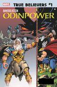 True Believers Annihilation - Odinpower Vol 1 1