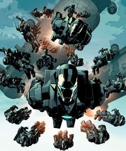 War Machine Drones (Earth-616) from Avengers Vol 5 39 002.jpg