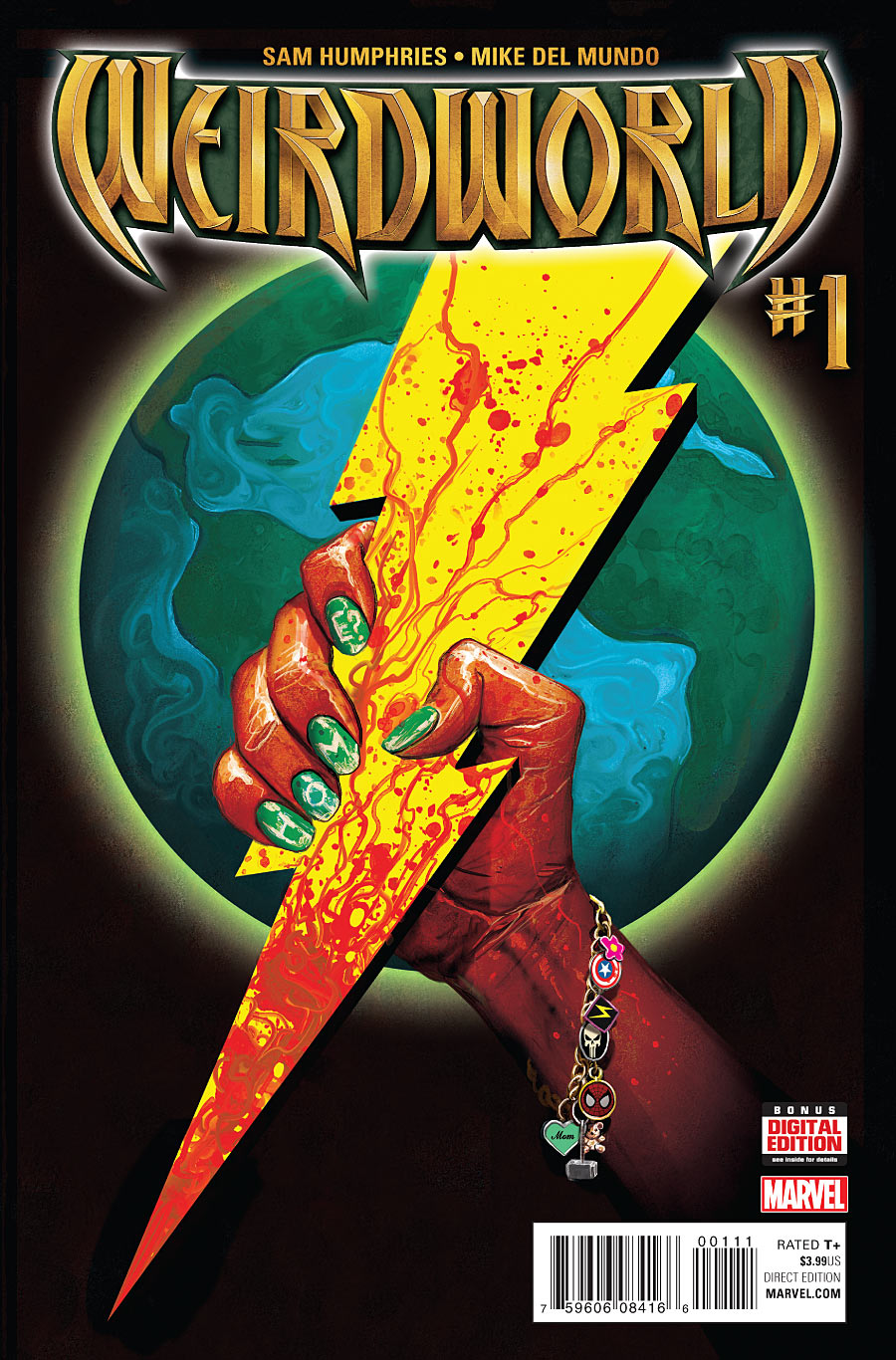Weirdworld Vol 2 1