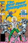 West Coast Avengers Vol 2 7