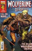 Wolverine and Deadpool Vol 1 154