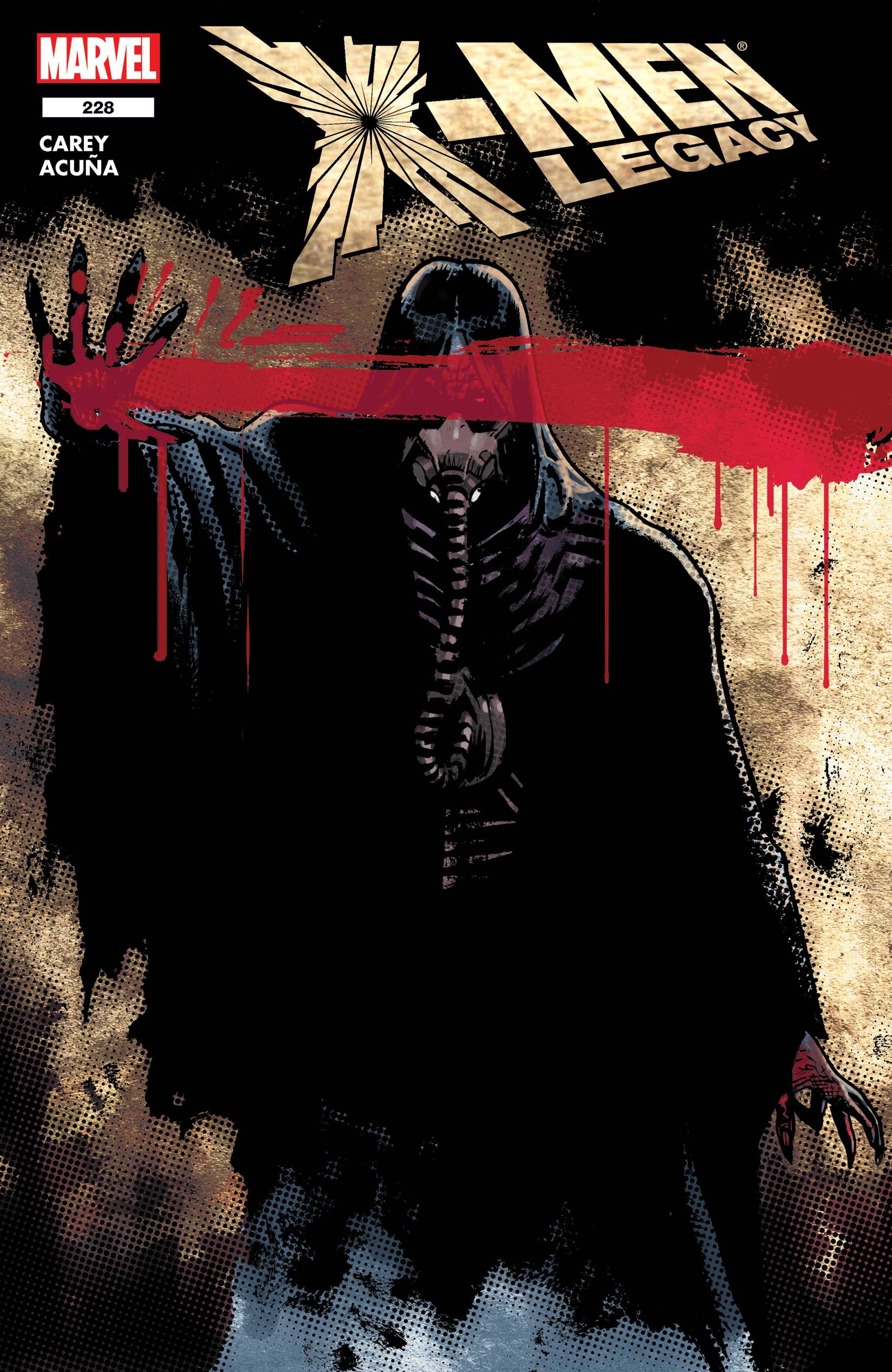 X-Men: Legacy Vol 1 228