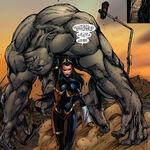 Zarda (Earth-31916) and Bruce Banner (Earth-1610) from Ultimate Hulk Annual Vol 1 1 0001.jpg
