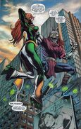 Alana Jobson (Earth-616) and Lily Hollister (Earth-616) Secret Invasion The Amazing Spider-Man Vol 1 2