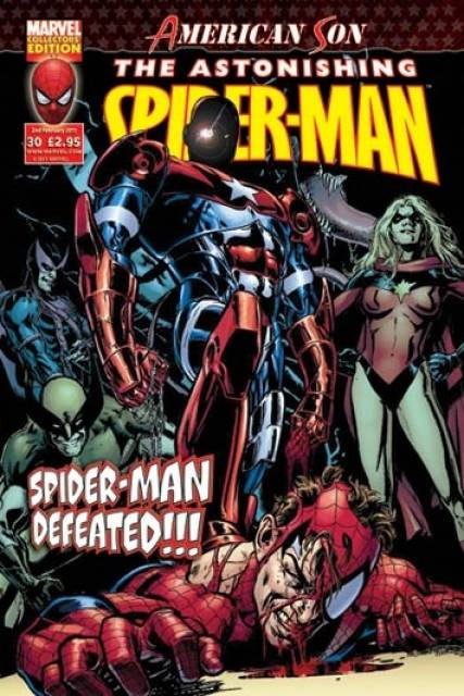 Astonishing Spider-Man Vol 3 30