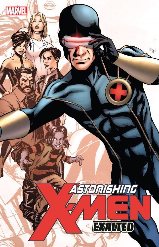 Astonishing X-Men TPB Vol 3 9: Exalted