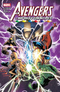 Avengers & the Infinity Gauntlet TPB Vol 1 1