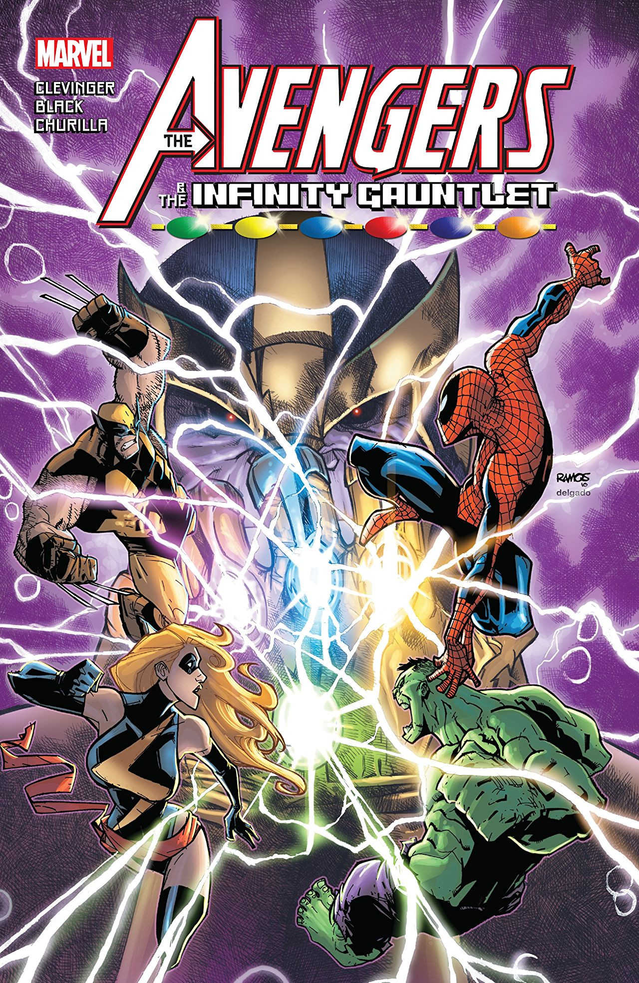Avengers & the Infinity Gauntlet TPB Vol 1