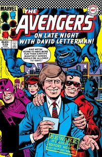 David Letterman (Earth-616)