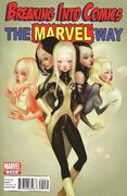 Breaking Into Comics the Marvel Way! Vol 1 2