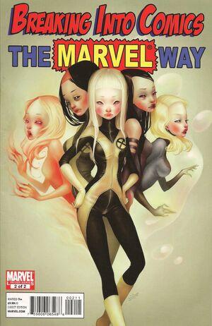 Breaking Into Comics the Marvel Way! Vol 1 2.jpg