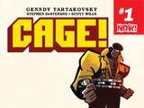 CAGE! Vol 1 1