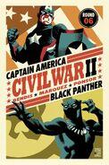 Civil War II Vol 1 6 Cho Variant Textless