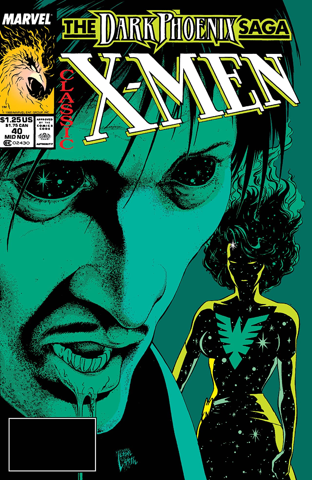 Classic X-Men Vol 1 40