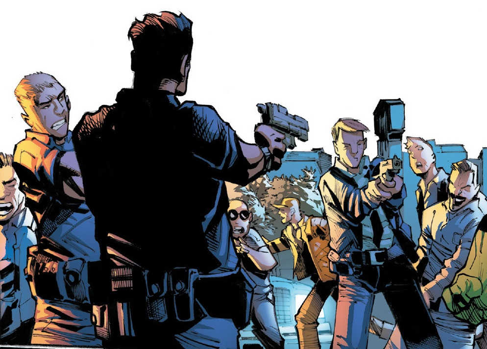 Daly County Police Department (Earth-616)/Gallery