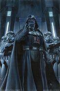 Darth Vader Vol 1 9 Granov Variant Textless
