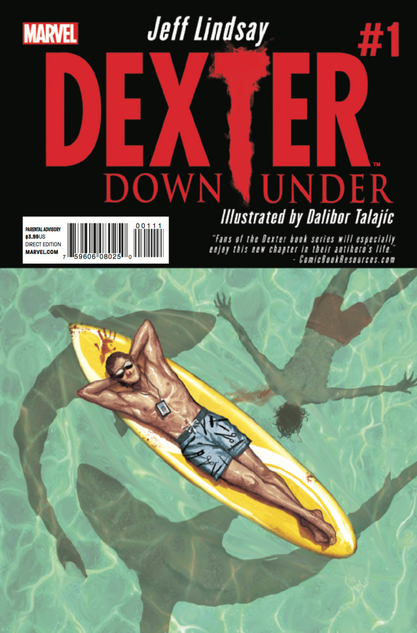 Dexter: Down Under Vol 1 1