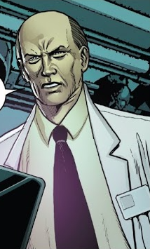 Doctor Baines (Serenity Industries) (Earth-616)
