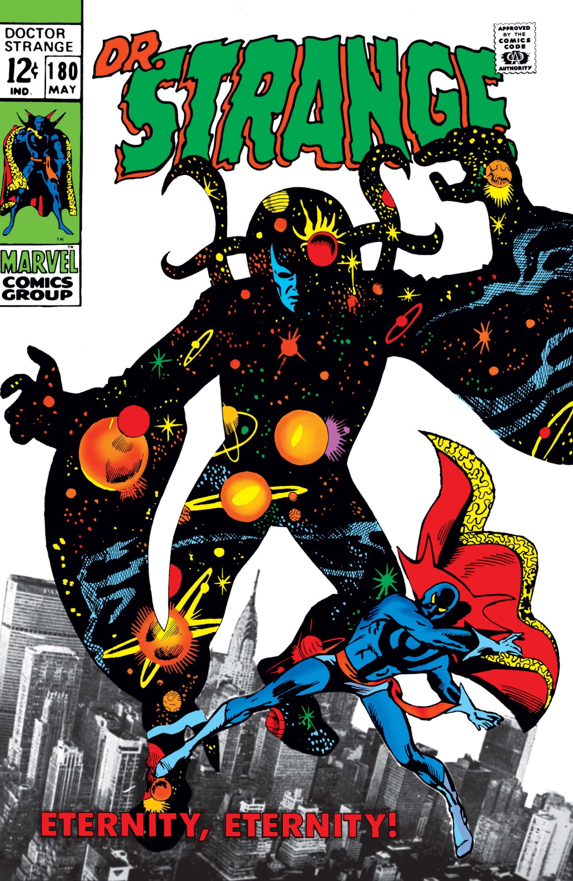 Doctor Strange Vol 1 180