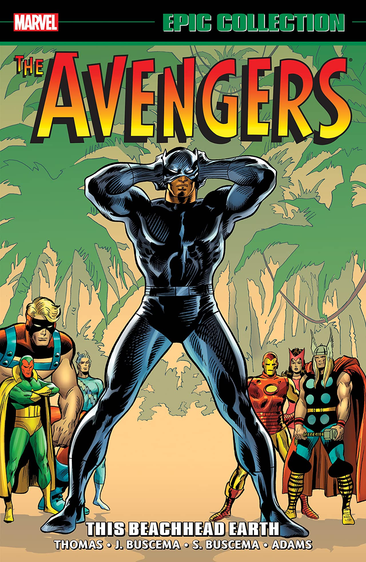 Epic Collection: Avengers Vol 1 5