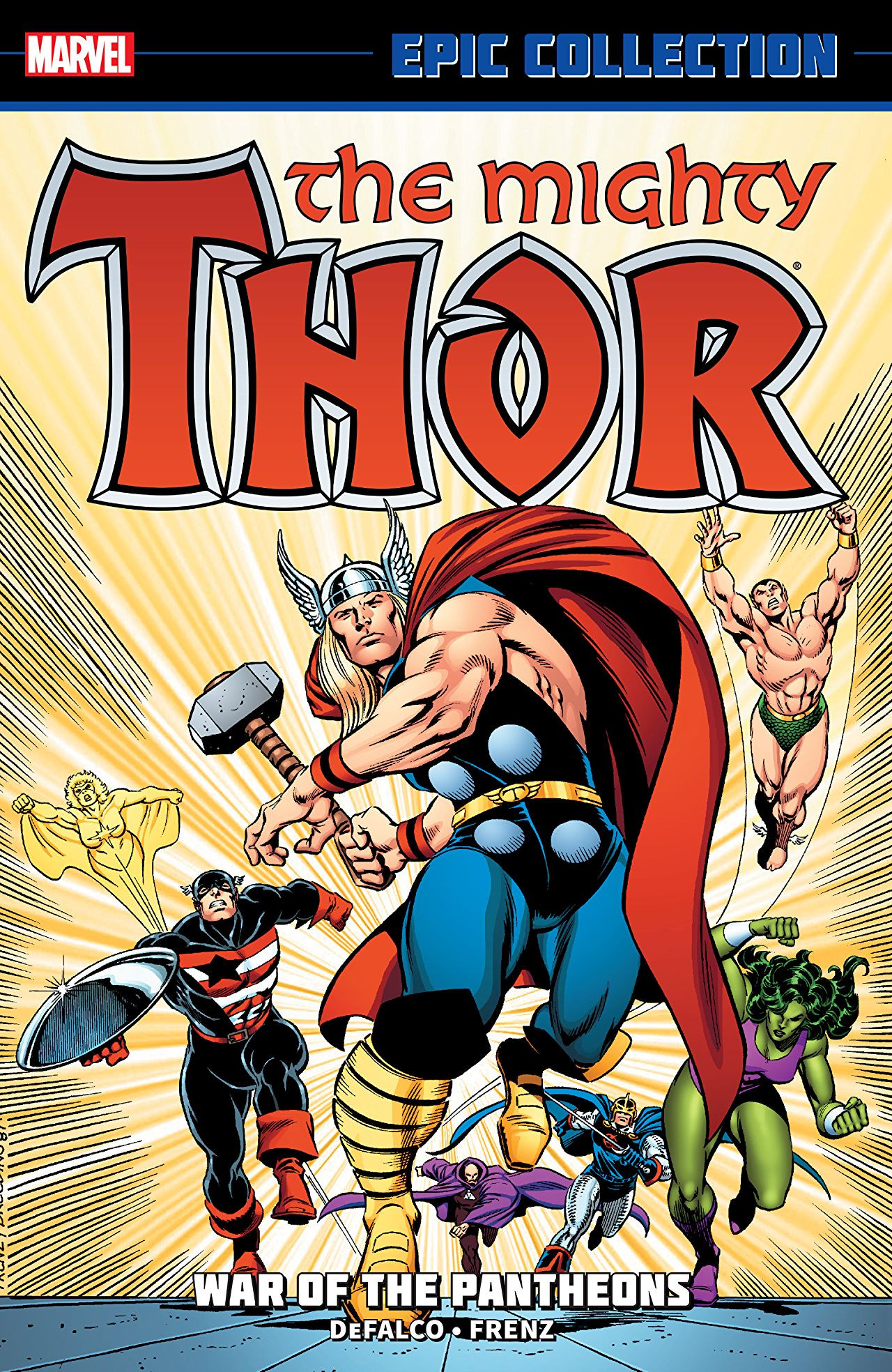 Epic Collection: Thor Vol 1 16