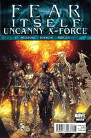 Fear Itself Uncanny X-Force Vol 1 1