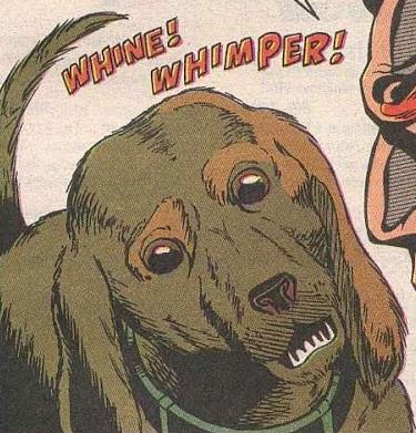Gaia (Dog) (Earth-928)