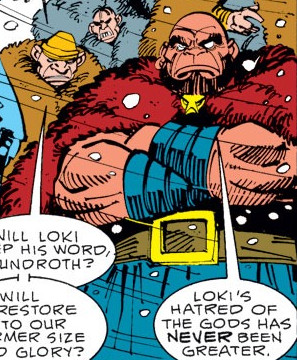 Grundroth (Earth-616)