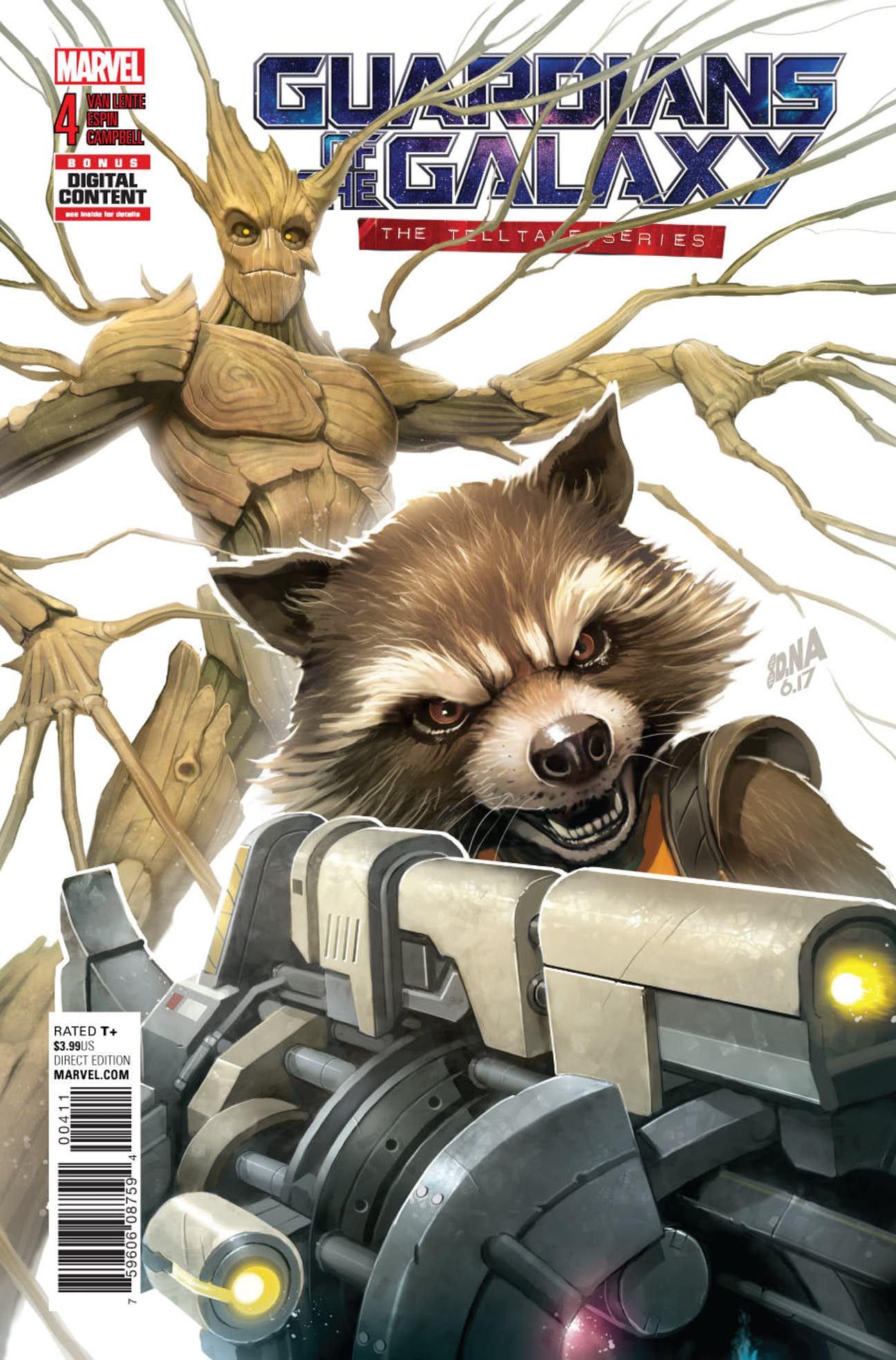 Guardians of the Galaxy: Telltale Games Vol 1 4