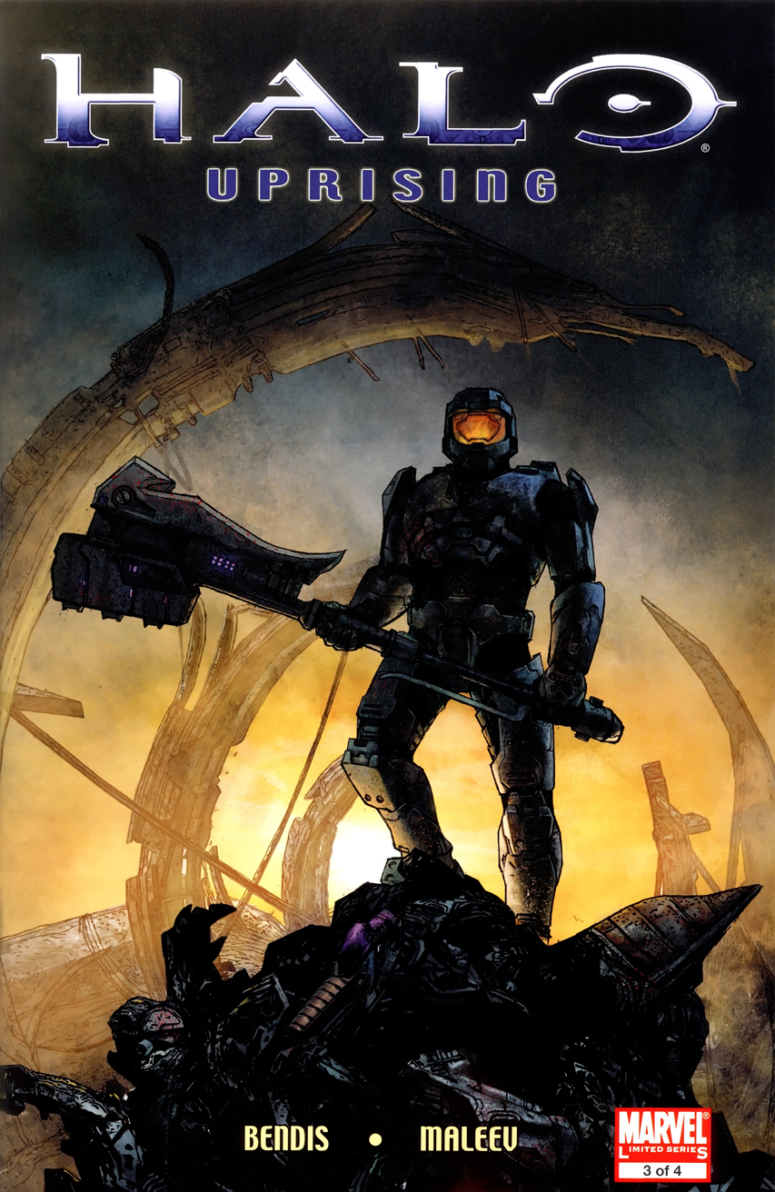 Halo: Uprising Vol 1 3