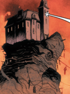 Hood's House of Hell from Illuminati Vol 1 6 001