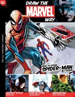 How to Draw the Marvel Way Vol 1