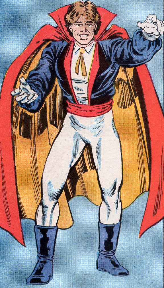Ilya Zarkov (Earth-616)