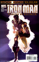Invincible Iron Man Vol 1 25