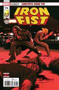 Iron Fist Vol 1 74