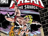 Ka-Zar the Savage Vol 1 20