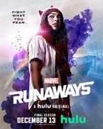 Marvel's Runaways poster 033