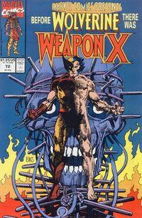 Weapon X (Story Arc)
