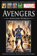 Official Marvel Graphic Novel Collection Vol 1 86