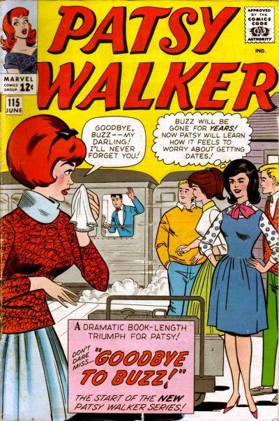 Patsy Walker Vol 1 115