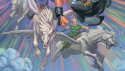 Pegasi from Thor God of Thunder Vol 1 13 001.png