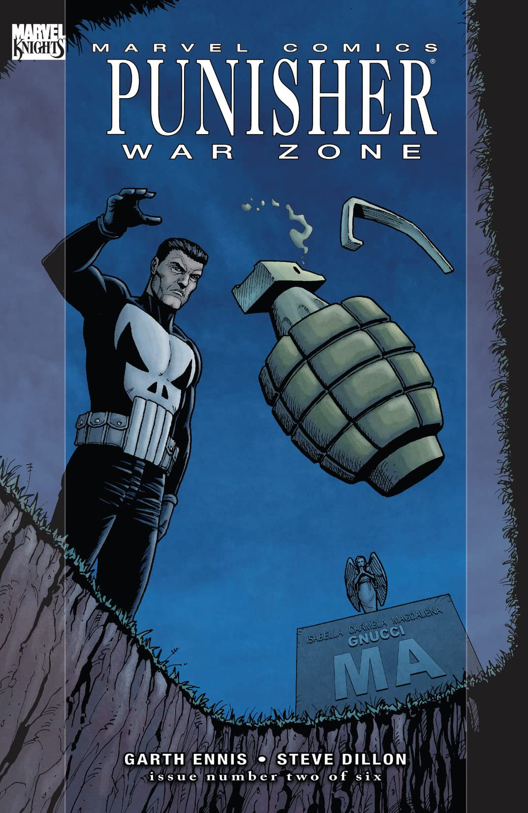 Punisher: War Zone Vol 2 2