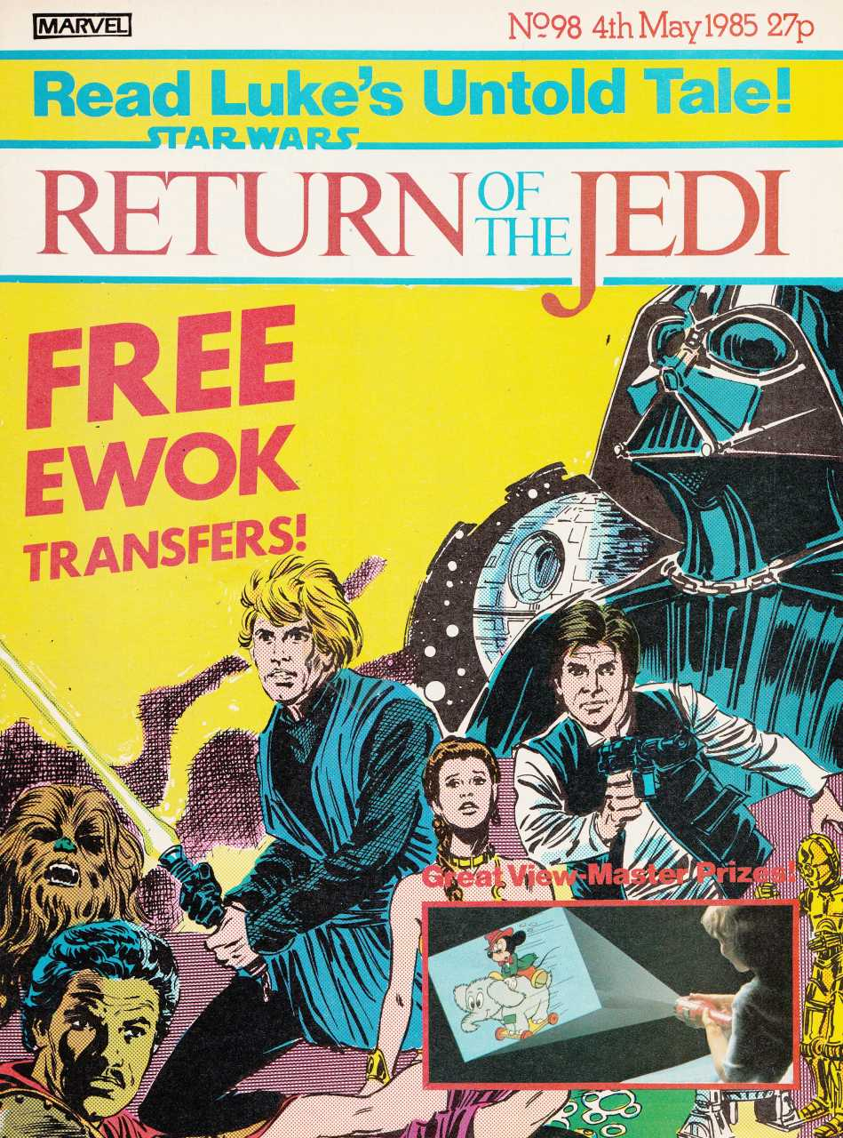 Return of the Jedi Weekly (UK) Vol 1 98