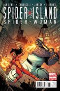 Spider-Island Spider-Woman Vol 1 1