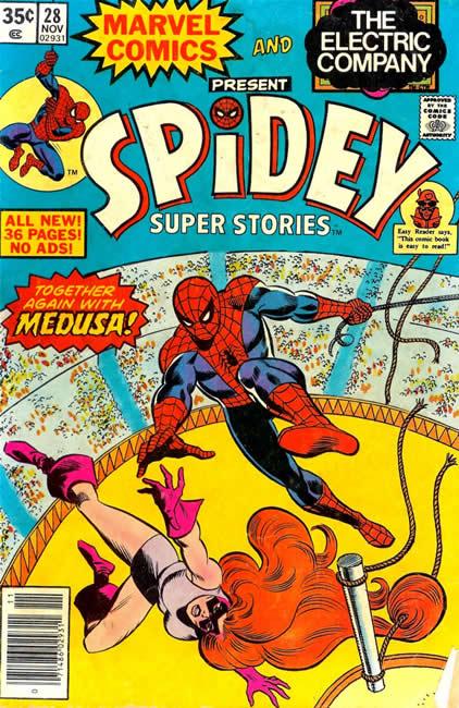 Spidey Super Stories Vol 1 28