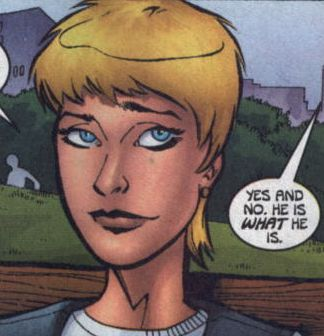 Stacey Kramer (Earth-616)