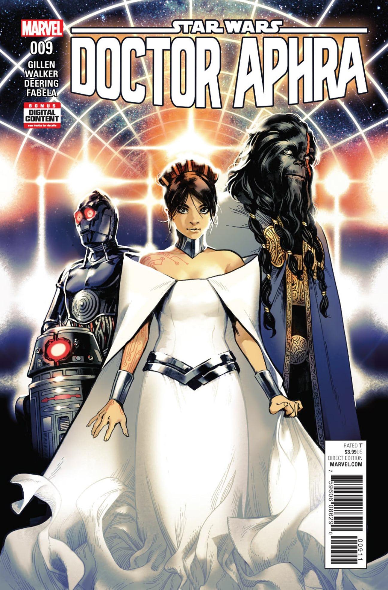 Star Wars: Doctor Aphra Vol 1 9