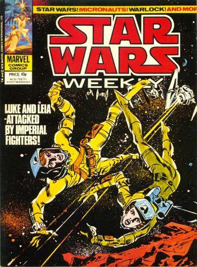 Star Wars Weekly (UK) Vol 1 53